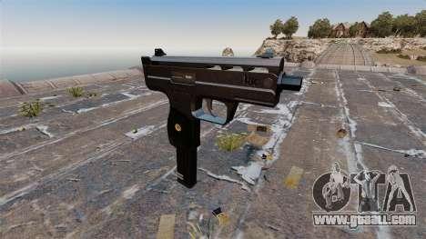 HK UZI submachine gun for GTA 4