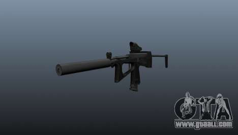 Submachine gun pp-2000 v1 for GTA 4