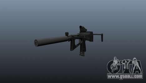 Submachine gun pp-2000 v1 for GTA 4