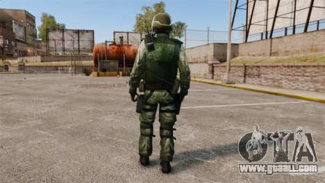 An American commando Urban for GTA 4 third screenshot