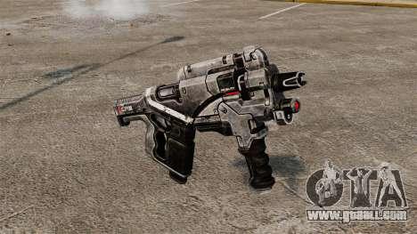 Automatic M12 Locust for GTA 4