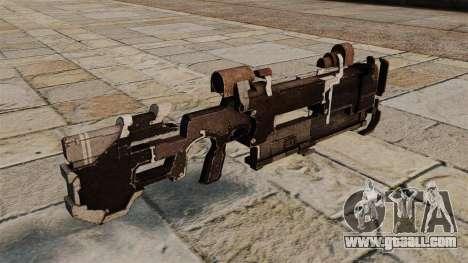 Comic weapon Seeker for GTA 4 second screenshot