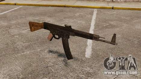 Automaton MP-44 for GTA 4