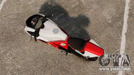 GTA IV TLAD Bati v2 for GTA 4 back left view
