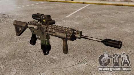 M4 Carbine Hybrid Scope for GTA 4