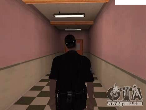 New Police for GTA San Andreas second screenshot