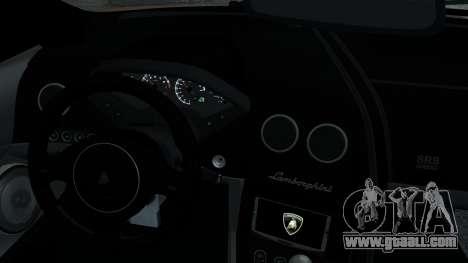 Lamborghini Murcielago LP640 2007 [EPM] for GTA 4 bottom view
