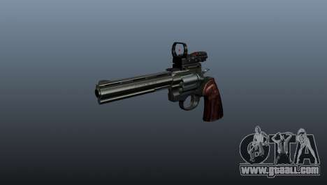 Revolver Colt Python 357 Aimshot for GTA 4