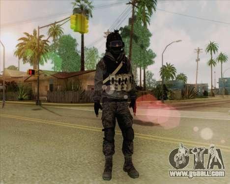 Russian Engineer for GTA San Andreas second screenshot