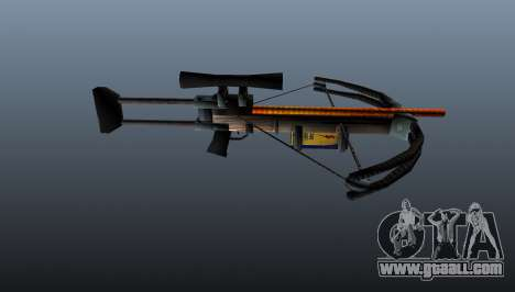 Crossbow Half-life for GTA 4 third screenshot