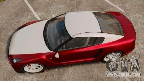 GTA V Elegy RH8 for GTA 4 right view