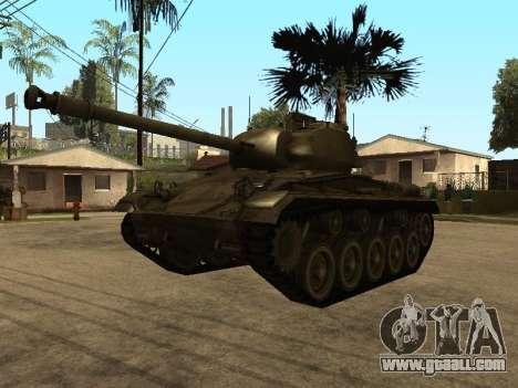 M24-Chaffee for GTA San Andreas
