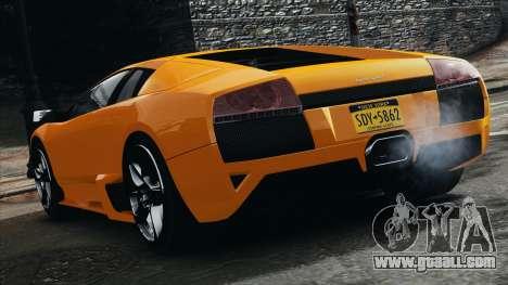 Lamborghini Murcielago LP640 2007 [EPM] for GTA 4 engine
