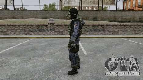 English commando SAS for GTA 4 second screenshot