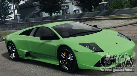 Lamborghini Murcielago LP640 2007 [EPM] for GTA 4 wheels
