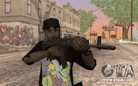 AK12 for GTA San Andreas second screenshot