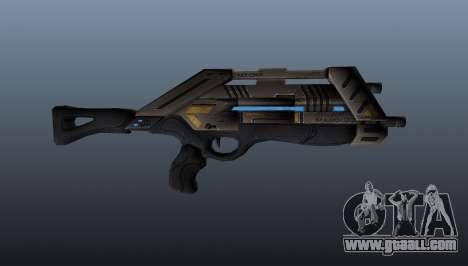 M-15 Vindicator for GTA 4 third screenshot