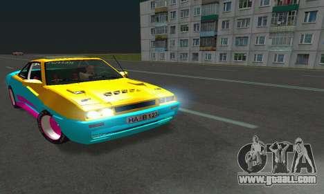 Opel Manta Mattig Extreme for GTA San Andreas back view