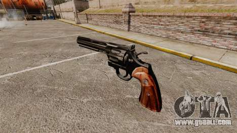 Colt Python Revolver for GTA 4 second screenshot