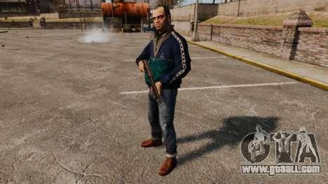 Trevor Phillips for GTA 4 forth screenshot