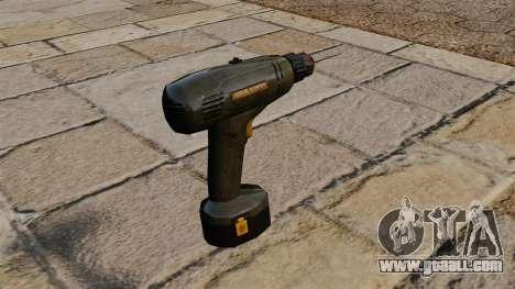 Screw Gun for GTA 4 second screenshot