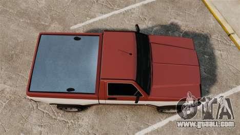 Declasse Rancher 1998 v2.0 for GTA 4 right view
