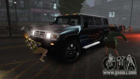 New Zombie-script for GTA 4 seventh screenshot