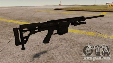 The Barrett M98B rifle for GTA 4 second screenshot