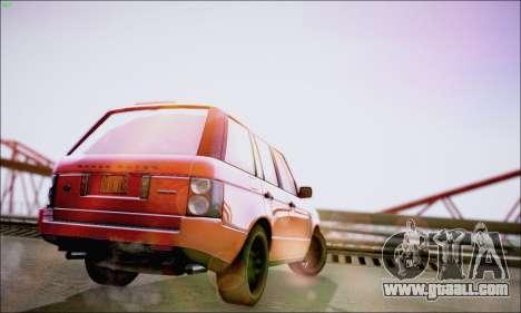 Reflective ENBSeries v1.0 for GTA San Andreas forth screenshot