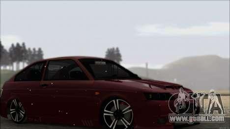 VAZ-2112 Sports for GTA San Andreas