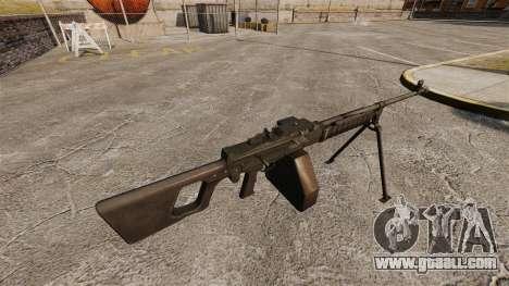 QJY-88 General purpose machine gun for GTA 4 second screenshot