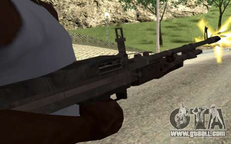 M60E4 for GTA San Andreas third screenshot