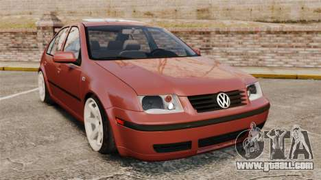 Volkswagen Bora VR6 2003 for GTA 4