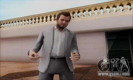 Trevor, Michael, Franklin for GTA San Andreas