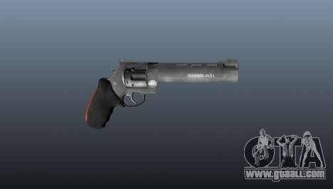 Raging Bull Revolver for GTA 4 third screenshot