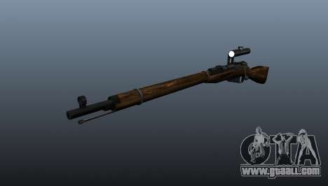 Mosin-Nagant for GTA 4