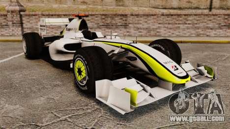 Brawn BGP 001 2009 for GTA 4