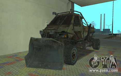 Gazelle from the Metro 2033 for GTA San Andreas