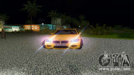 New graphical effects v.2.0 for GTA Vice City