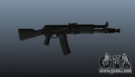 AK-102 for GTA 4 third screenshot