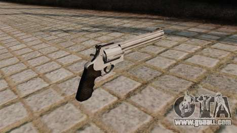 500 S&W Magnum revolver. for GTA 4 second screenshot