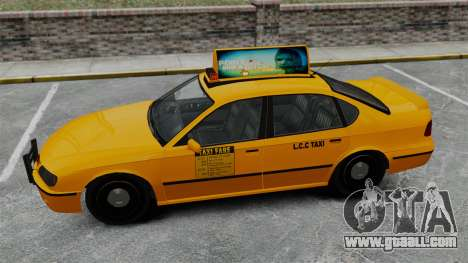 Real advertising on taxis and buses for GTA 4 fifth screenshot