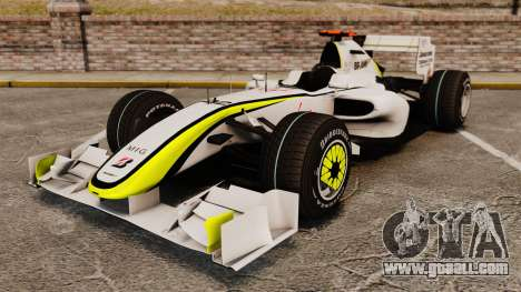 Brawn BGP 001 2009 for GTA 4