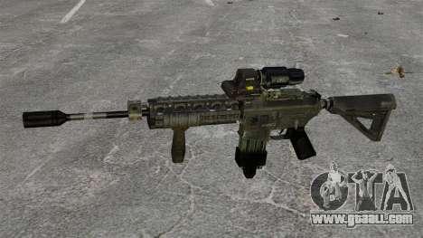 M4 Carbine Hybrid Scope for GTA 4 third screenshot