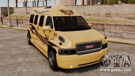 GMC Business superstar for GTA 4