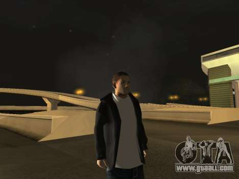 Chester Bennington for GTA San Andreas forth screenshot