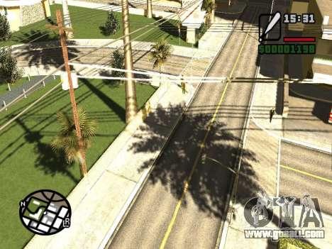 SA Render Public-Beta v0.1 for GTA San Andreas second screenshot