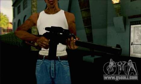 VSS Vintorez-Tactical for GTA San Andreas second screenshot