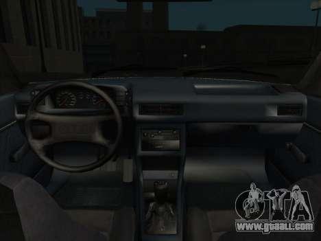 Audi 80 B2 v2.0 for GTA San Andreas right view