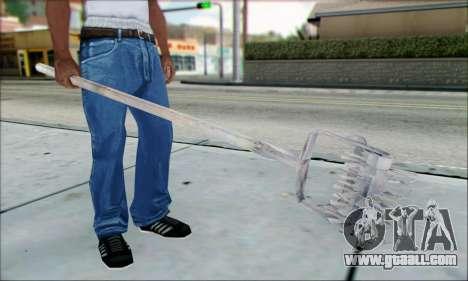Cultivator for GTA San Andreas